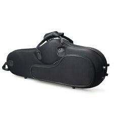 New Black Solid Cloth Saxophone Case for Alto Sax