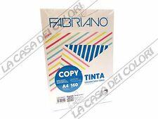 FABRIANO COPY TINTA - COLORI TENUI - A4 - 160 g/mq - 1 RISMA