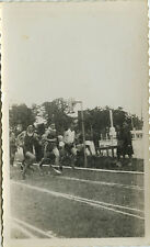 PHOTO ANCIENNE - VINTAGE SNAPSHOT - SPORT ATHLETISME COURSE - RUNNING