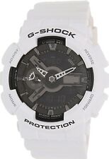 Casio Men's G-Shock GA110GW-7A White Resin Quartz Watch