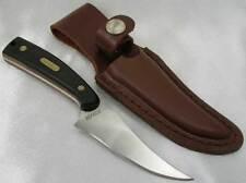 NEW Schrade Knives Old Timer Sharpfinger Fixed Blade Knife 152OT