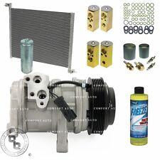 A/C Compressor & Condenser KIT Fits: 2004 - 2007 Dodge Durango V6 3.7L & V8 4.7L