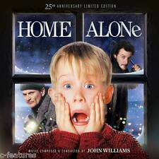 HOME ALONE John Williams 2-CD Set LA-LA LAND Soundtrack SCORE Christmas Ltd NEW!