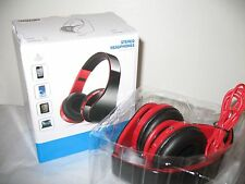 Bluetooth wireless headset with adapter stereo headphones
