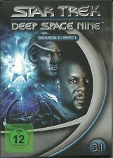 Star Trek Deep Space Nine Season 3.1 Deutsche Ausgabe 3 DVD`s