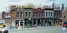 3028 Walthers Cornerstone Merchant's Row I - Kit  HO scale