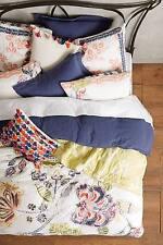 Georgina Quilt Reversible Bedding Comforter Floral New Anthropologie Warmer Set