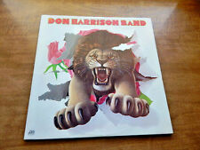 Lp-DON HARRISON BAND-Creedence rhythm section-16 tons, Rock & Roll Records