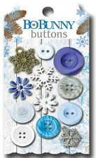 NEW BO BUNNY POWDER MOUNTAIN BUTTONS