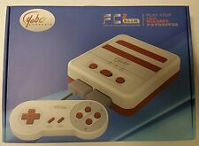 NEW Red White FC 2 Slim System Play NES Nintendo & SNES & Super Famicom  Games