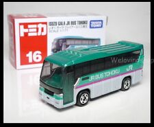 TOMICA #16 ISUZU GALA JR BUS TOHOKU 1/171 TOMY 2012 MAY NEW MODEL DIECAST CAR