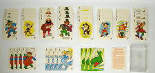 VINTAGE PINOCCHIO 1968 WALT DISNEY WHITMAN CARD GAME 1 CARD MISSING EXCELLENT