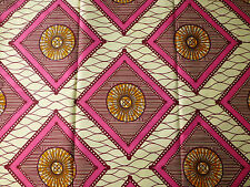 African Mitex Holland Print Fabric For Dresses & Craft Making Sold Per Yard