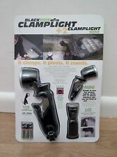 BLACKFIRE CLAMPLIGHT  2 CLAMPLIGHT MINI LED FLASHLIGHTS