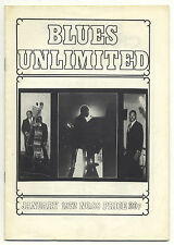 BLUES UNLIMITED No 88 January 1972 Junior Parker Andrew Voice Odom Eddie Boyd