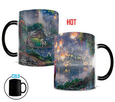 Thomas Kinkade Studios (Tangled) Morphing Mugs™ Heat-Sensitive Mug