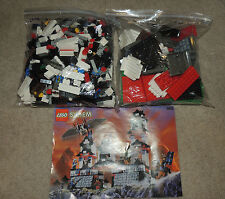 Lego Set 6093, Flying Ninja's Fortress, Complete w/ Minifigures Manual