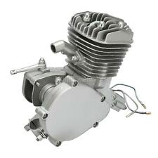 Chrome Genuine 80cc 2 Stroke Engine Motor for Motorized Bicycle Bike Engine