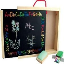 Toddler Toy Chalk Board Brief Case Kids Play Game Pretend Pre-School Young Child