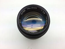Super Travenon 1:2.8 135mm Lens Pentax Mount *TESTED*
