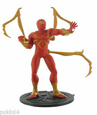 Marvel Comics Ultimate Spider-Man figurine Iron Spiderman 9 cm Y96035