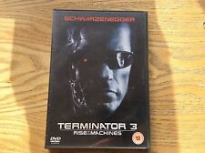 Terminator 3 Dvd! Look At My Other Dvds!