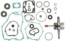 KAWASAKI KX85 2001 THRU 2005  HOT RODS  BOTTOM END REBUILD KIT CRANKSHAFT
