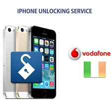 Vodafone ireland iPhone 3GS,4S,5C,5S,6,6+,6S,6S+,SE,7,7+ Plus Premium Service