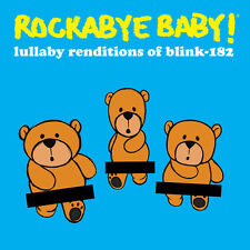 Lullaby Renditions Of Blink 182 - Rockabye Baby (2015, CD NIEUW)