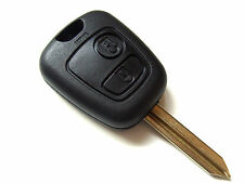 Citroen Berlingo Picasso Saxo Xsara 2 Button Remote Key Fob Case