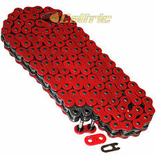 O-RING DRIVE CHAIN FITS YAMAHA RAPTOR 700 YFM700R SE 2006-2013 RED