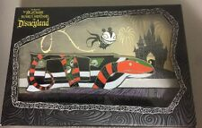 Disney NBC Nightmare Before Christmas Monorail Jack Jumbo LE 350 Pin 100924