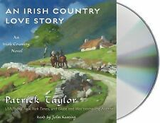 Irish Country Bks.: Irish Country Love Story by Patrick Taylor (2016, CD,...