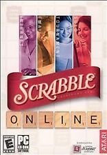 Scrabble Online - PC, Very Good Windows XP, Windows Me, Windows  Video Games