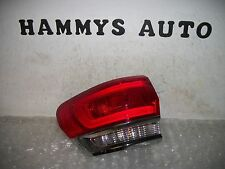 JEEP GRAND CHEROKEE LH LED TAIL LIGHT 14 15 16  2014 2015 2016   USED