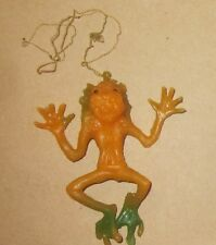 Vintage Rubber ugly monster jiggler humanoid mini-mumzey creature
