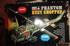 "VINTAGE [1969] MONOGRAM ""PHANTOM HUEY"" 1/24 +  REPRODUCTION DECALS"