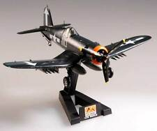 Easy Model f4u-1 Corsair vf-84 USS Bunker Hill 1945 listo modelo 1:72 + soporte