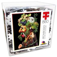 CEACO JIGSAW PUZZLE ARCIMBOLDO IN THE 21ST CENTURY AUTUMN KLAUS ENRIQUE 850 PCS