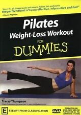 D22 BRAND NEW SEALED Pilates Weight Loss Workout For Dummies (DVD, 2004)