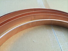 "1"" wide Copper Tingle for Trakmark or other decking 10 foot length FREE delivery"