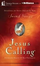 Jesus Calling : Enjoying Peace in His Presence by Sarah Young (2014, MP3 CD,...
