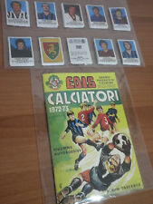 Album figurine Calciatori EDIS 1972/73 + Set Completo Anastatico Reproduction
