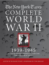 New York Times Complete World War 2: All the Coverage from the Battlef-ExLibrary