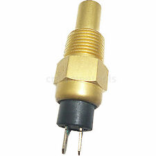 "3/8"" Water Temp Temperature Gauge Meter Sender Sending Unit Plug Thread 3/8 NPT"