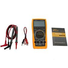 VC9805A Digital Analogue Multimeter AC DC Voltage Current Resistance Temp Freq