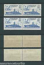 CLEMENCEAU - 1939 YT 425 paires - TIMBRES NEUFS** LUXE