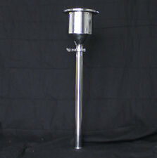 Activated Carbon Filter System for Moonshine- Stainless Steel with Funnel/Hopper