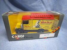 ZA222 CORGI CLASSICS MACK TRUCK TAKE A STAND ON WHITE ROCK 1/50 C906/3 NB