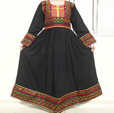 Kuchi Afghan Banjara Tribal Boho Hippie Style Brand New Ethnic Dress ND-165